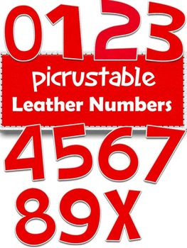 Leather Numbers