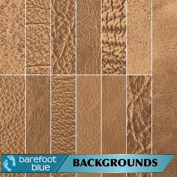 Leather Texture for Backgrounds/Digital Paper in Warm Shades