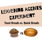 Leavening Agents Experiment
