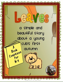 Leaves A Book Companion