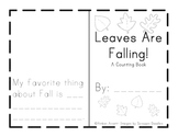 Leaves Are Falling! A Fall Counting Book