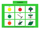 Leaves Bingo! Multiple Boards [speech therapy and autism]