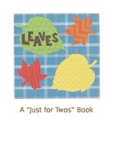 Leaves Book for Young Children