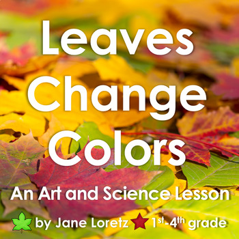 Leaves Change Colors