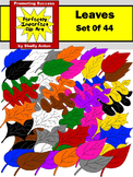 Colorful Leaves Clipart