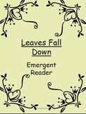 Leaves-Emergent Reader