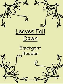 Leaves-Emergent Reader