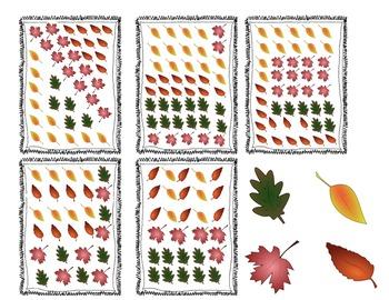 Leaves Graph Math Center