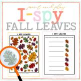 Leaves I-Spy