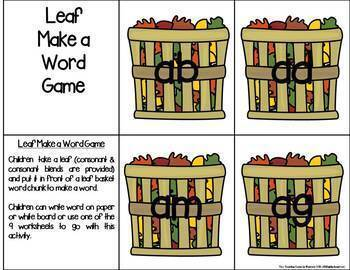 Leaves Literacy Centers