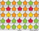 Leaves Pattern Cards & Student Worksheets (Printable manipulatives included)