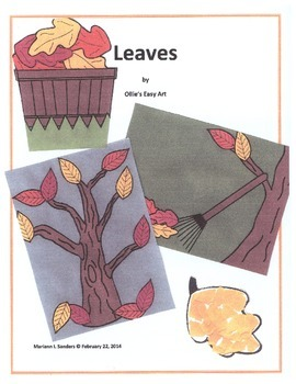 Leaves Projects for a Week