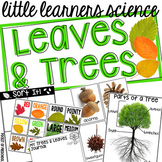 Leaves and Trees - Science for Little Learners (preschool,
