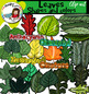 Leaves bundle Clip Art. 160 images.