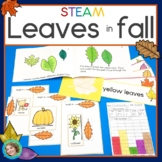 Leaves in Fall STEM / STEAM activities
