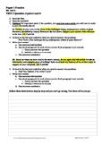 Leaving Cert English Paper 1 Practice