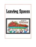 Leaving Spaces