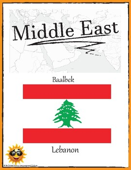 (Middle East GEOGRAPHY) Lebanon: Baalbek—Research Guide