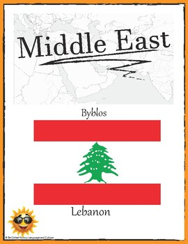 (Middle East GEOGRAPHY) Lebanon: Byblos—Research Guide