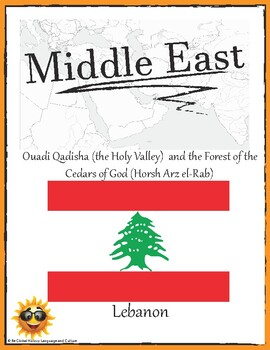 (Middle East GEOGRAPHY) Lebanon: Ouadi Qadisha (the Holy Valley)—Research Guide