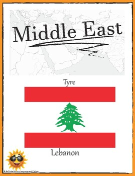 (Middle East GEOGRAPHY) Lebanon: Tyre—Research Guide