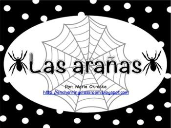 Lección sobre las arañas