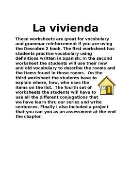 Leccion 3 vocabulary and grammar reinforcement