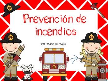 Lección sobre la prevención de incendios