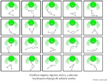 Leccion en un periquete: Tipos de ángulos | Types of Angles (Dual Immersion)
