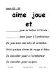 Leçons19-25 PROF fiches qui accompagnent livrets 19 à  C1 Maternelle et Première
