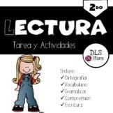 Lectura 2do. Semana 1 -Tareas y Actividades Palabras con c,k,q