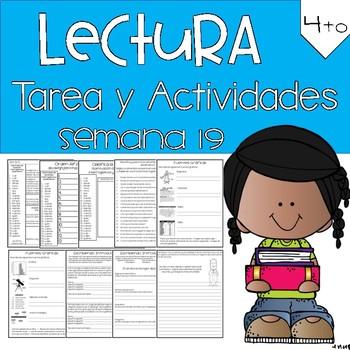 Lectura 4to. Semana 19 - Tareas y Actividades - Adverbios exclama/interrogativos