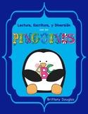 Lectura, Escritura, y Diversión con los Pingüinos