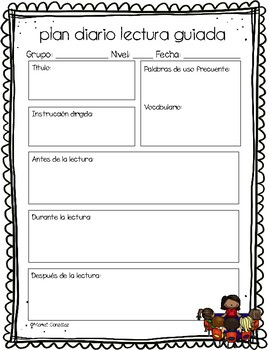 Lectura Guiada y Los Cinco Diarios Guided Reading and Daily 5 in Spanish
