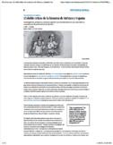 Lectura: La Malinche   Las identidades personales y públic