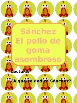 Lectura/Reading:  ¿A qué se dedica Sánchez?