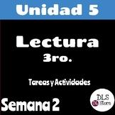 Lectura Unidad 5 - Semana 2 - 3er Grado