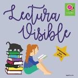 Lectura Visible – ¡Cuadro de lectura para organizar destrezas de lectura!