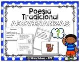 Poesía tradicional - Adivinanzas
