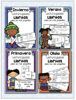 Lectura guiada: libritos para los más pequeños BUNDLE