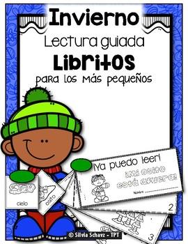Lectura guiada: libritos para los más  pequeños - El invierno