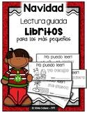 Lectura guiada: libritos para los más  pequeños - La Navidad