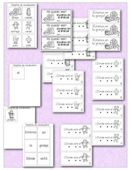 Lectura guiada: libritos para los más  pequeños - La primavera