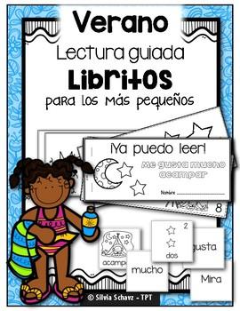 Lectura guiada: libritos para los más  pequeños - El verano