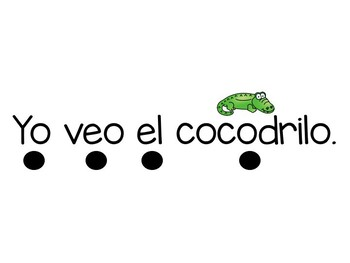 Lectura inicial en powerpoint (zoológico)