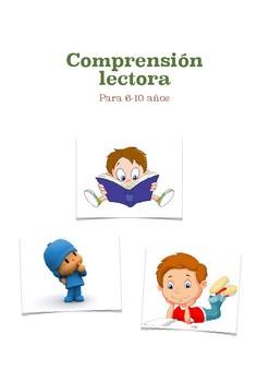 Lecturas comprensivas en español para 7-10 años