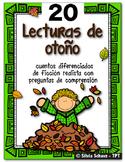 Lecturas de comprensión de otoño
