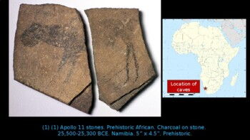 AP Art History Unit 1 - Prehistoric Art
