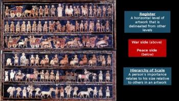 AP Art History Unit  2 - Ancient Near East