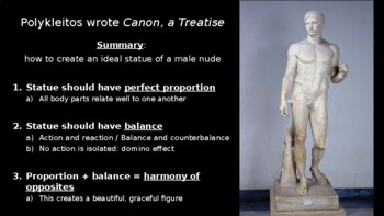 AP Art History Unit 4 (Ancient Greece) PPT